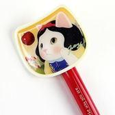 Jetoy, 甜蜜貓 貓頭 圓珠筆_Snow white