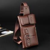 胸包腰包男戶外運動跑步手機包小挎包側背包大容量胸包腰帶包錢包 夏季新品