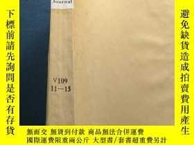 二手書博民逛書店Library罕見Journal V109 11-15Y223356 John N. Berry lll