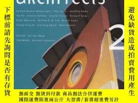 二手書博民逛書店Asian罕見Architects 2-亞洲建築師2Y443421 Tan Kok Meng Bookwise