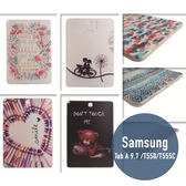 SAMSUNG 三星 Galaxy Tab A 9.7 /T550/T555C TPU 彩繪套 平板套 平板殼 保護套 可愛 卡通 殼
