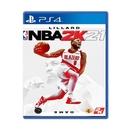 [哈GAME族]免運 可刷卡 含封入特典 PS4 NBA 2K21 中文一般版 美國職業籃球 2K21
