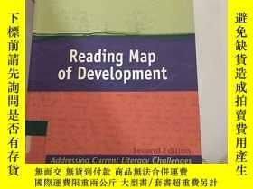 二手書博民逛書店Reading罕見Map of Development 發展閱讀
