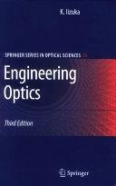 二手書博民逛書店 《Engineering Optics》 R2Y ISBN:0387757236│Springer Science & Business Media