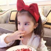 兒童髮飾 嬰兒髪帶韓版公主女寶寶新生兒頭帶女童可愛蝴蝶結髪飾頭花頭飾品 寶貝計畫