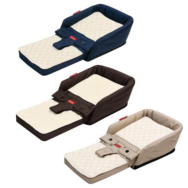 日本 farska 安心守護多功能床中床(成長型-附固定帶)(三款可選) 40X70X17