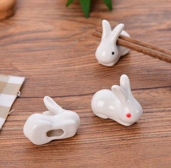 【FU】日式放筷子架子筷架筷托 創意家用餐具陶瓷筷子架筷子托枕