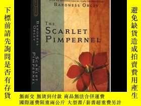 二手書博民逛書店紅花俠罕見英文原版 The Scarlet PimpernelY21066 Baroness Orczy Si