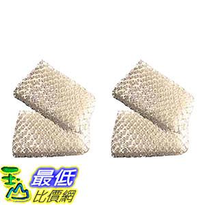 [106美國直購] 4 Robitussin Humidifier Replacement Wick Filter, Part # AC-813, AC813, AC 813, D13-C, D13C, D13 C