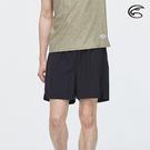 ADISI 男兩件式慢跑短褲AP2011099 (S-2XL) / 城市綠洲 (雙層、輕薄、快乾、透氣)