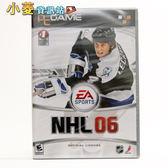小菱資訊站【PC 冰上曲棍球06/ NHL 06】原裝英文版~全新品,庫存出清僅此一套!全館免運