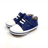 簡約帥氣  舒適軟皮  寶寶學步鞋《7+1童鞋》D515藍色