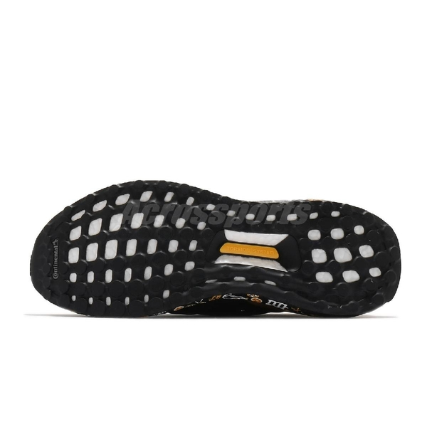 adidas 慢跑鞋 UltraBOOST 黑 金 麻將 自摸 胡 男鞋 愛迪達 Boost 【ACS】 FZ3888