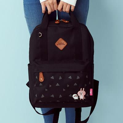 PG美人網 x卡娜赫拉的小動物 陪你通學 手提後背包K012*╮3色 $790