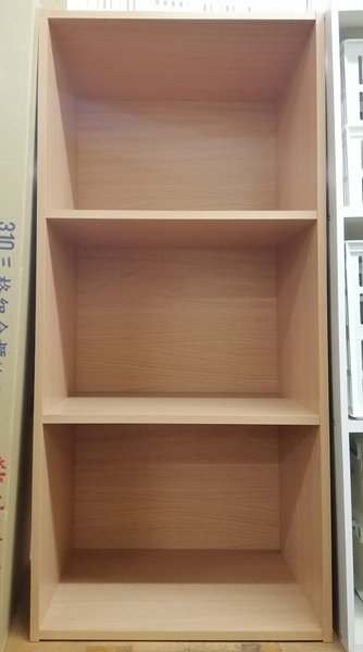 DIY三層空櫃~層櫃 置物櫃 儲物櫃 無門櫃《八八八e網購