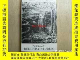 二手書博民逛書店Further罕見Buddhist studies : selected essaysY443410 Edwa