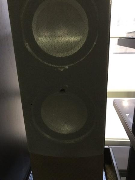 【福利品出清】CANTON C03-CHRONO-509.2DC 喇叭落地型 黑色