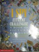 【書寶二手書T3/兒童文學_XGH】I Spy Extreme Challenger!: A Book of Pictu