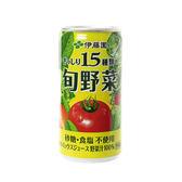 日本伊藤園旬採野菜汁190g