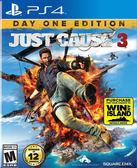 PS4 Just Cause 3 正當防衛 3(美版代購)