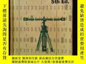 二手書博民逛書店Elementary罕見Surveying-基礎測量Y443421 Russell C. Brinke...
