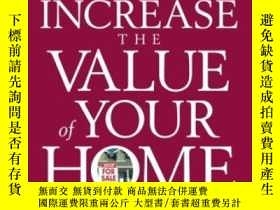 二手書博民逛書店How罕見To Increase The Value Of Yo