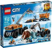 【LEGO樂高】CITY 極地移動勘探基地  #60195