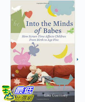 [106美國暢銷兒童軟體] Screen Time: How Electronic Media--From Baby Videos to Educational Software