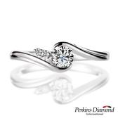 求婚鑽戒 PERKINS 伯金仕 Athena系列 30分鑽石戒指