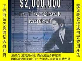 二手書博民逛書店How罕見I Made $2,000,000 In The Stock MarketY364682 Nicol