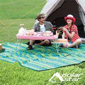 PolarStar 豪華防水野餐墊|高級植絨睡墊 (270x270cm) P16740 戶外 露營 遊戲墊 沙灘墊 爬行墊 防潮地墊