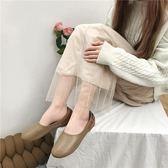 單鞋可愛娃娃鞋 顯瘦平底圓頭單鞋 小皮鞋女 休閒鞋 降價兩天