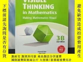 二手書博民逛書店Visible罕見Thinking in Mathematics 3BY404237 Ammiel Wan M