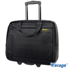 Verage~ 維麗杰時尚黑系列電腦拉桿箱(黑) 福利品