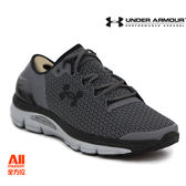【UA Under Armour】男款慢跑鞋Speedfrom Intake2-深灰色(3000288100)-現貨/預購全方位慢跑概念館
