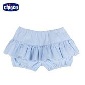 chicco-春日花園--荷葉裙泡泡短褲