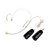 2.4MIC 教學隱形雙耳掛2.4G麥克風 耳掛式麥克風 高端無線麥克風 教學麥克風