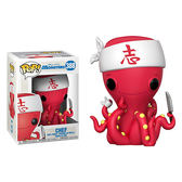 Funko POP!系列 Q版 怪獸電力公司 Monsters Inc 章魚廚師 388