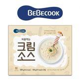 韓國 BEBECOOK 寶膳 智慧媽媽 幼兒初食料理奶油白醬(200g)