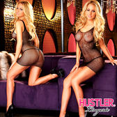 VIVI情趣用品專賣店 性感睡衣 情趣商品 情趣睡衣 美國Hustler 感官世界 半身緊身裙貓裝網衣