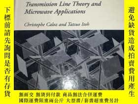 二手書博民逛書店Electromagnetic罕見Metamaterials: Transmission Theory And M