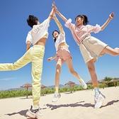 Adidas Lite Racer Rebold [GZ0360]女鞋 運動 休閒 輕量 透氣 舒適 穿搭 愛迪達 白粉