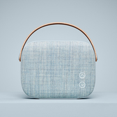 【Vifa丹麥品牌】時尚無線藍芽喇叭/HELSINKI-BLUE(藍色)/H&D東稻家居