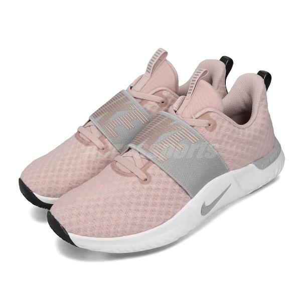 Nike 訓練鞋 Wmns Renew In-Season TR 9 Wide 寬楦 紫 灰 女鞋 運動鞋 【ACS】 AT1247-200