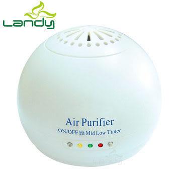 Landy 負離子空氣清靜機SH1003A**兩用型**附車充/變壓器