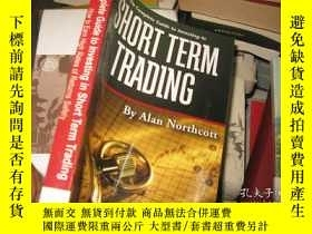 二手書博民逛書店SHORT罕見TERM TRADINGY9837 ALAN NO
