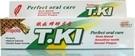 (加贈1條20G蜂膠牙膏*6條)【T.KI】 鐵齒蜂膠牙膏 70g/條*6條(組合價)
