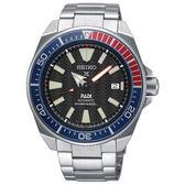 SEIKO 精工 Prospex PADI 聯名限量 防水 潛水錶 機械錶 男錶 4R35-01X0D(SRPB99J1) 武士系列