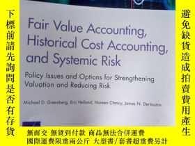 二手書博民逛書店Fair罕見Value Accounting, Historic