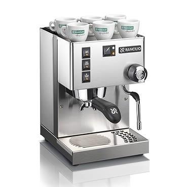 金時代書香咖啡 RANCILIO Silvia 義式半自動咖啡機(新款)  HG6476